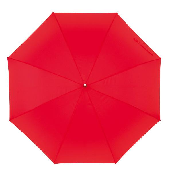 7925af06ef53 Passat automata szélálló esernyő, piros