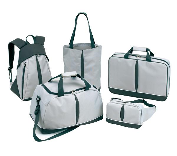 05db15763014 Basic ötdarabos táska szett, szürke