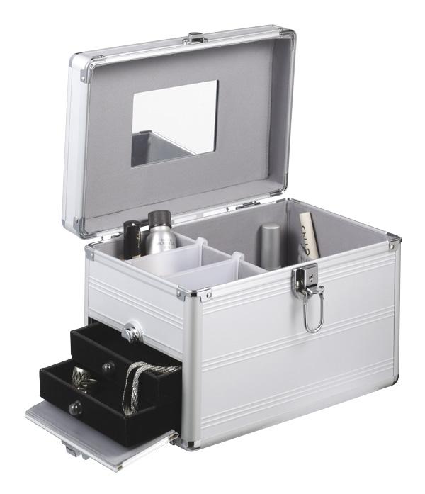 1697015d5b73 Utazótáska, bőrönd > Alumínium kozmetikai táska
