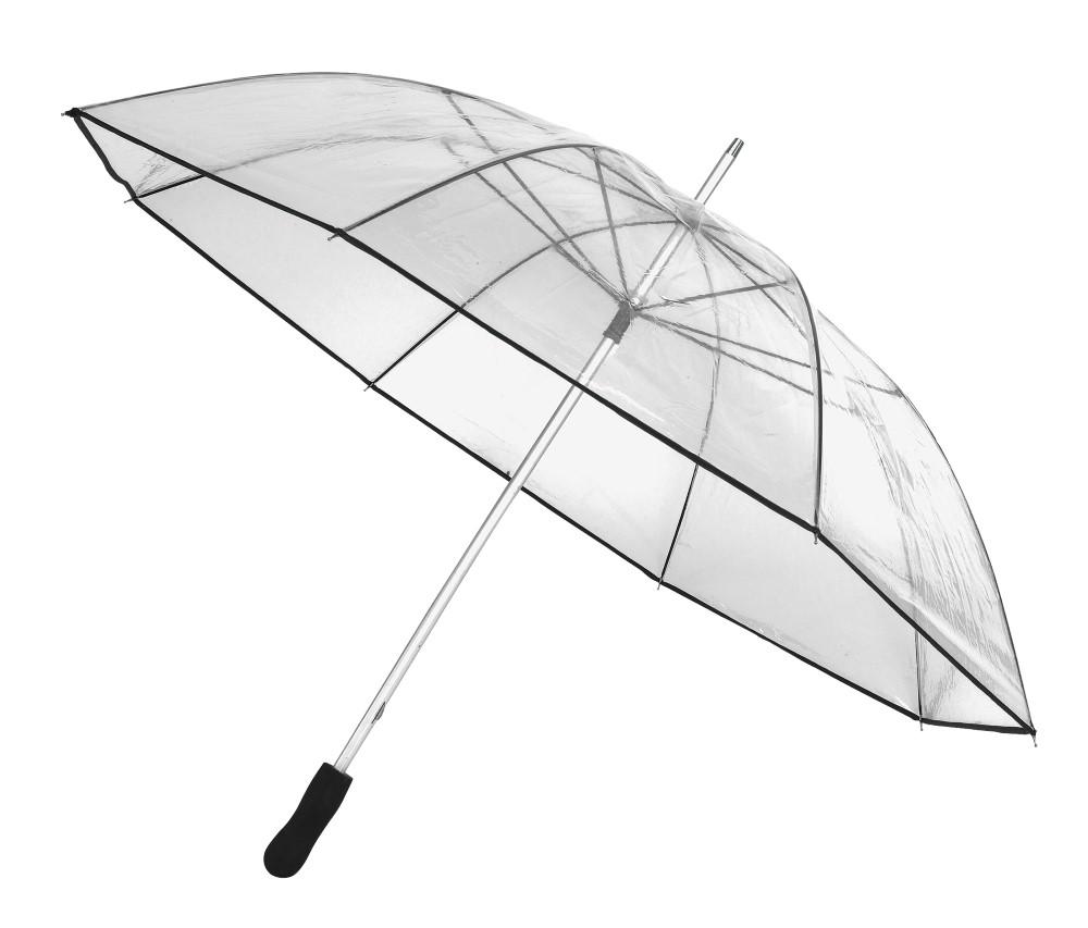 641048a7aff9 Observer alumínium esernyő, átlátszó